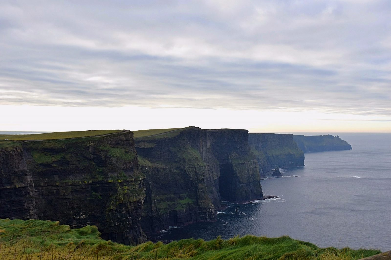 cliffs of moher near dublin