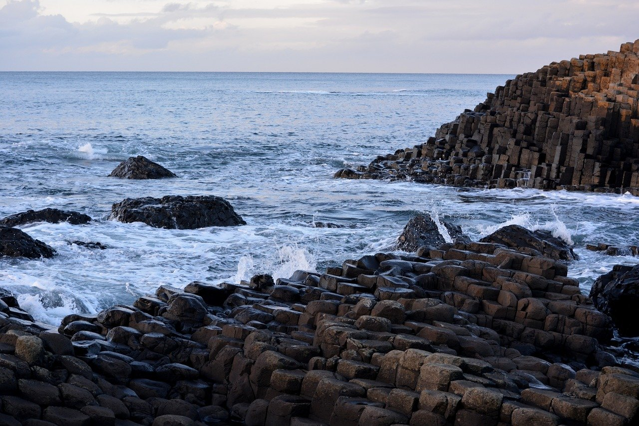 Day trips from Dublin to Giant's Causeway