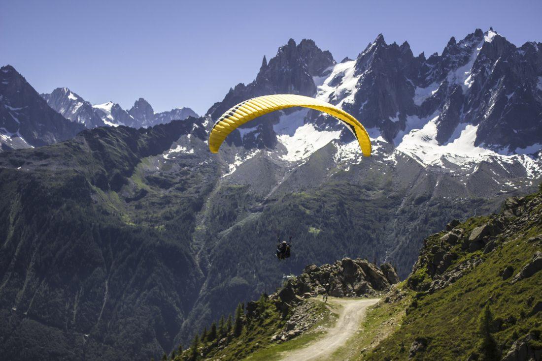 paragliding inswitzerland