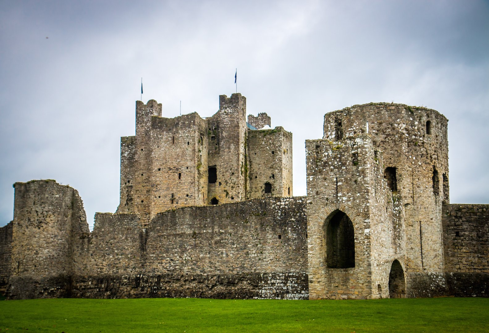 day trip to trim castle from dublin