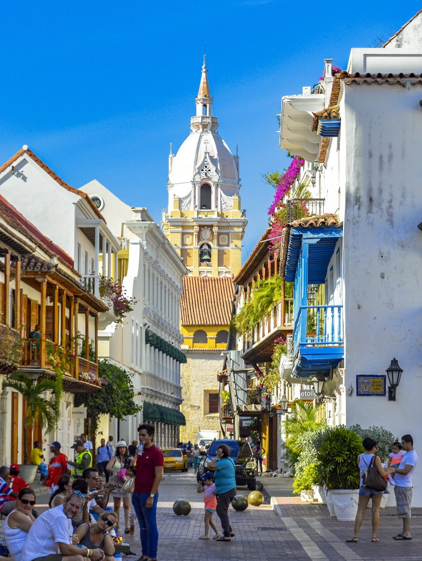 visiting Cartagena on a budget