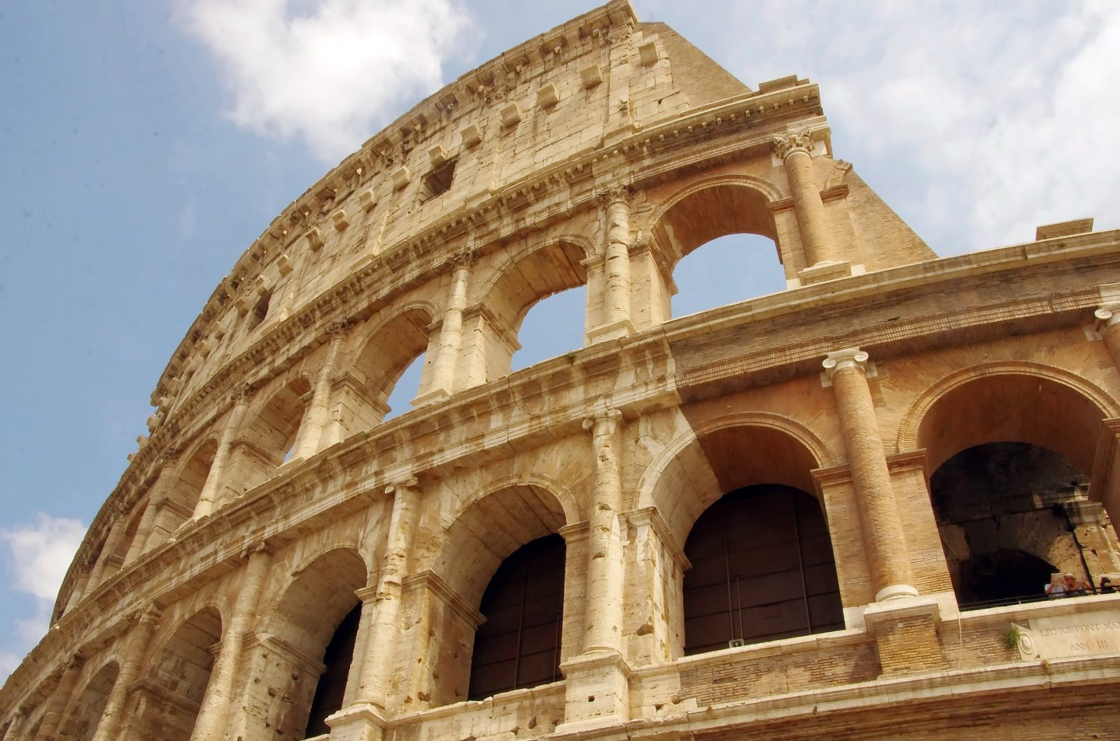 free entry to the Colosseum