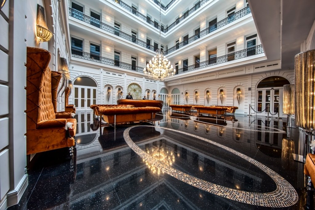 The best boutique hotels in budapest just a pack for Great boutique hotels