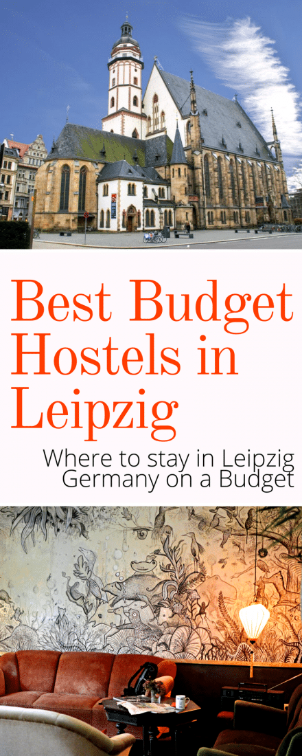 best hostels in leipzig