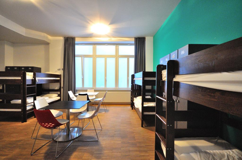 best budget hostels in leipzig