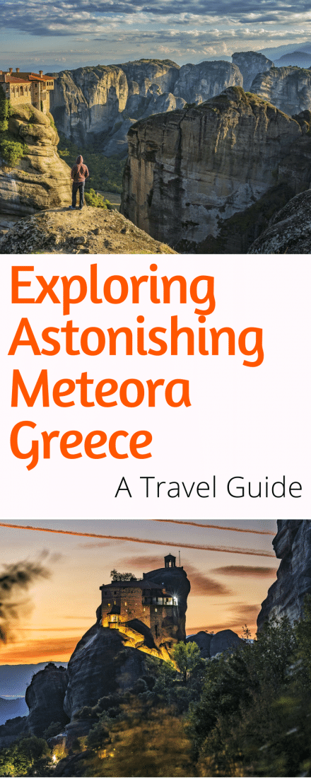 Meteora Greece Travel Guide