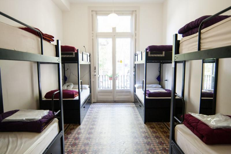 360 Hostel in Barcelona