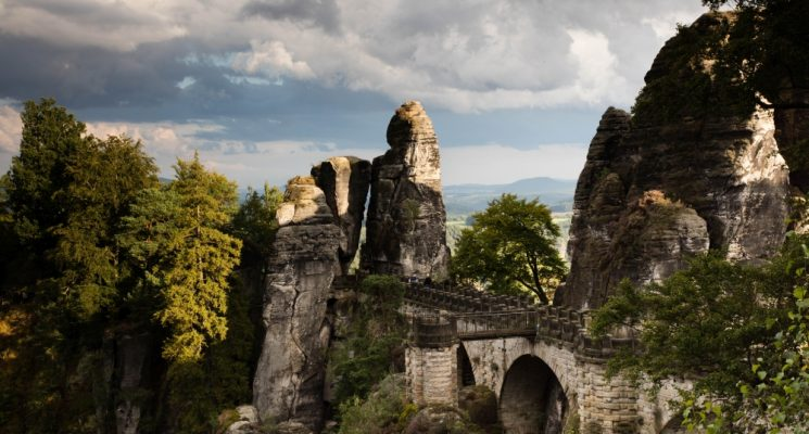 Bastei Bridge from Berlin