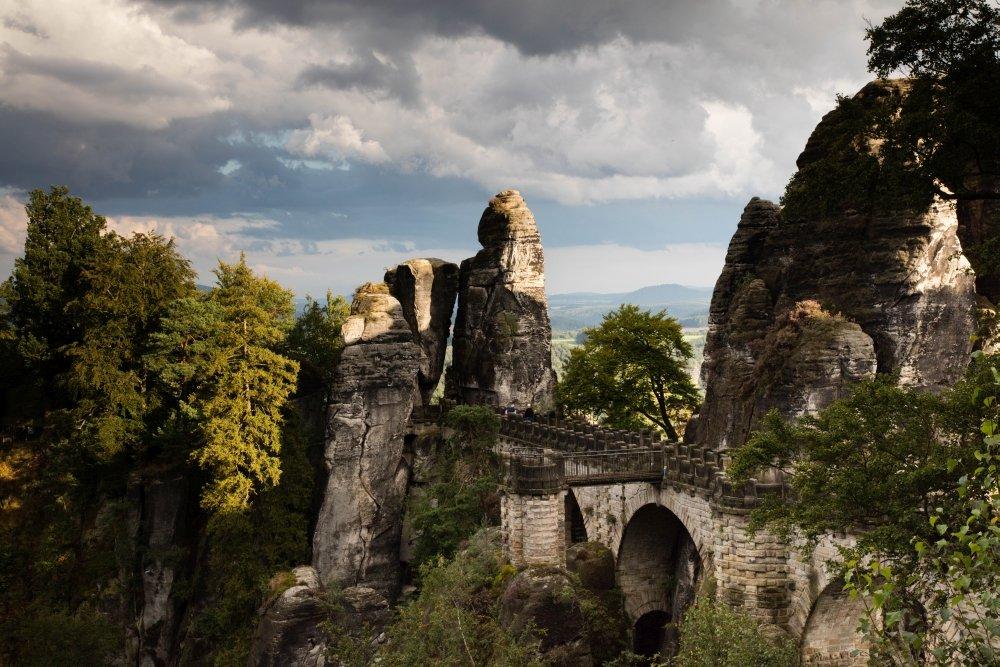 Bastei Bridge from Berlin