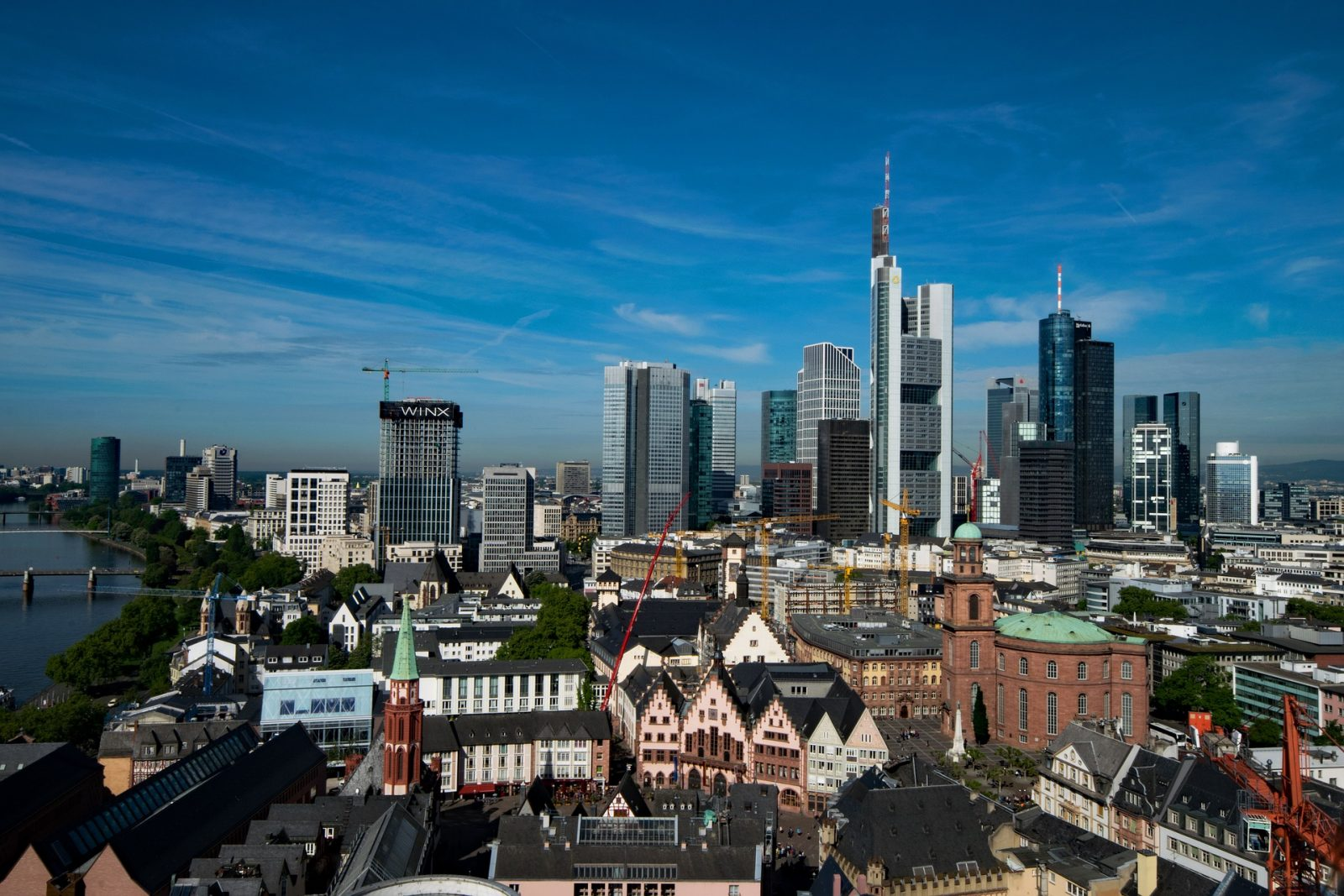 The BEST Boutique Hotels In Frankfurt