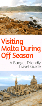 malta during off season