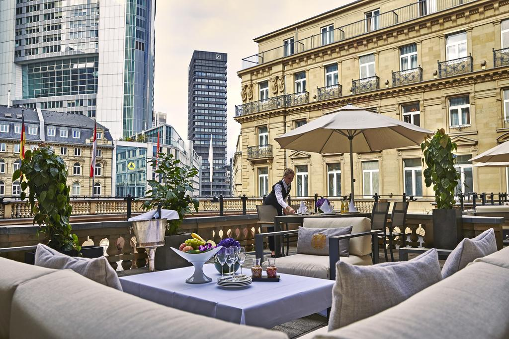 best luxury hotel frankfurt