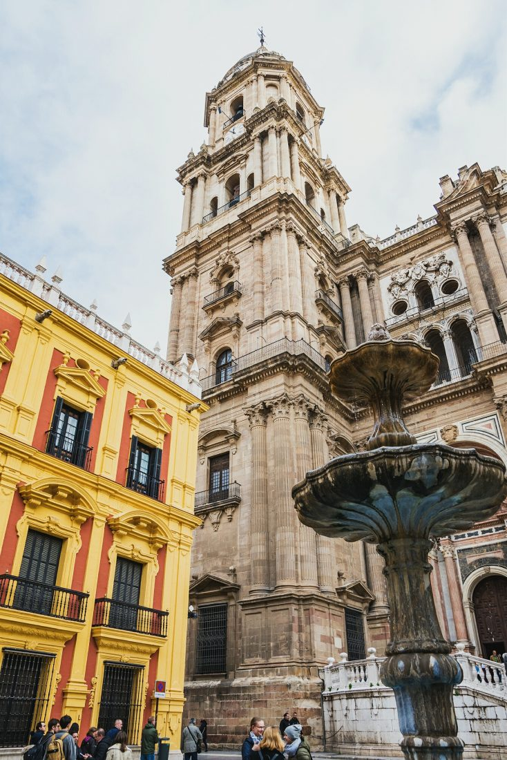 Malaga Cathedral things to do in Malaga,