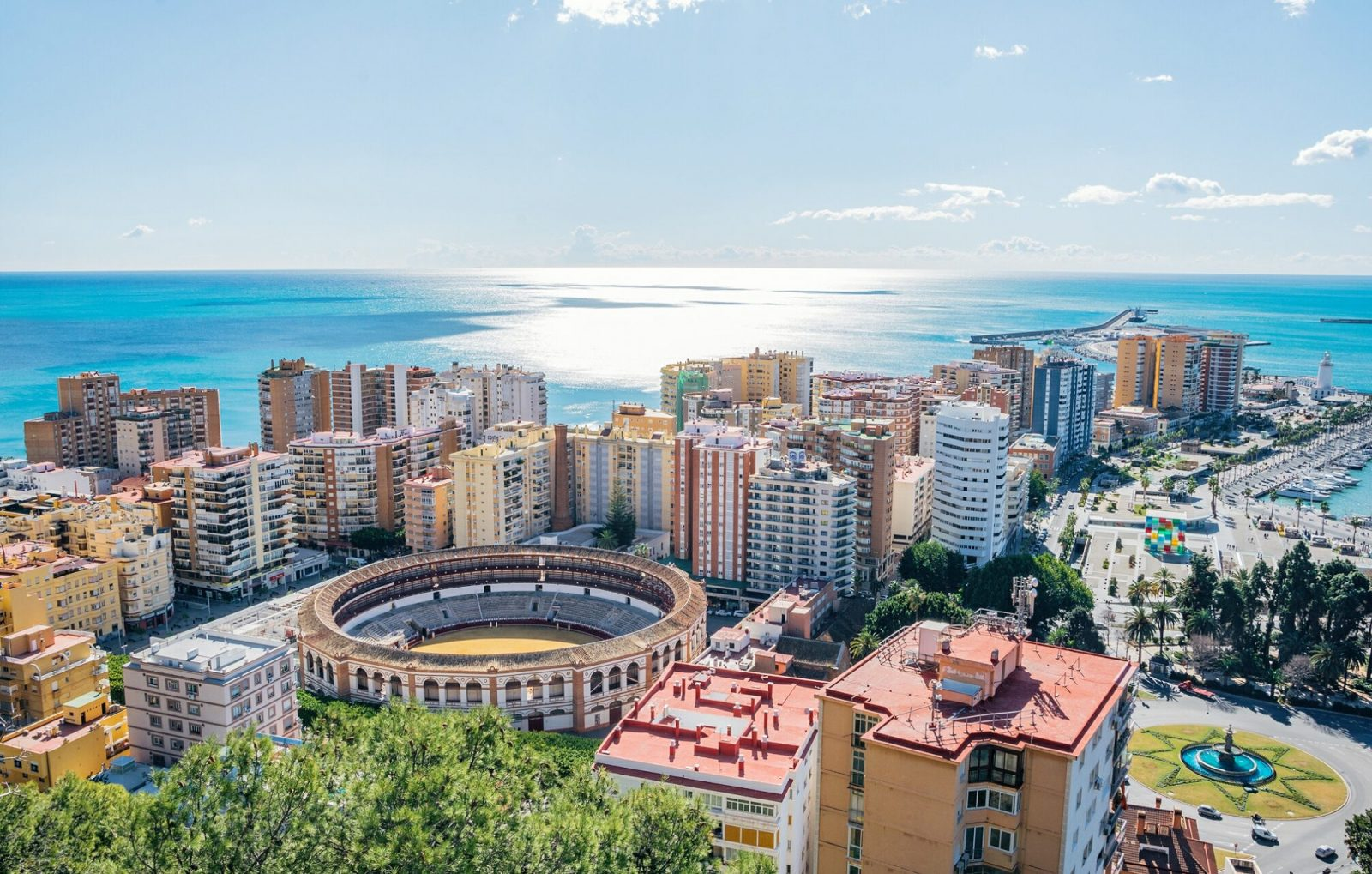 the best hostels in Malaga