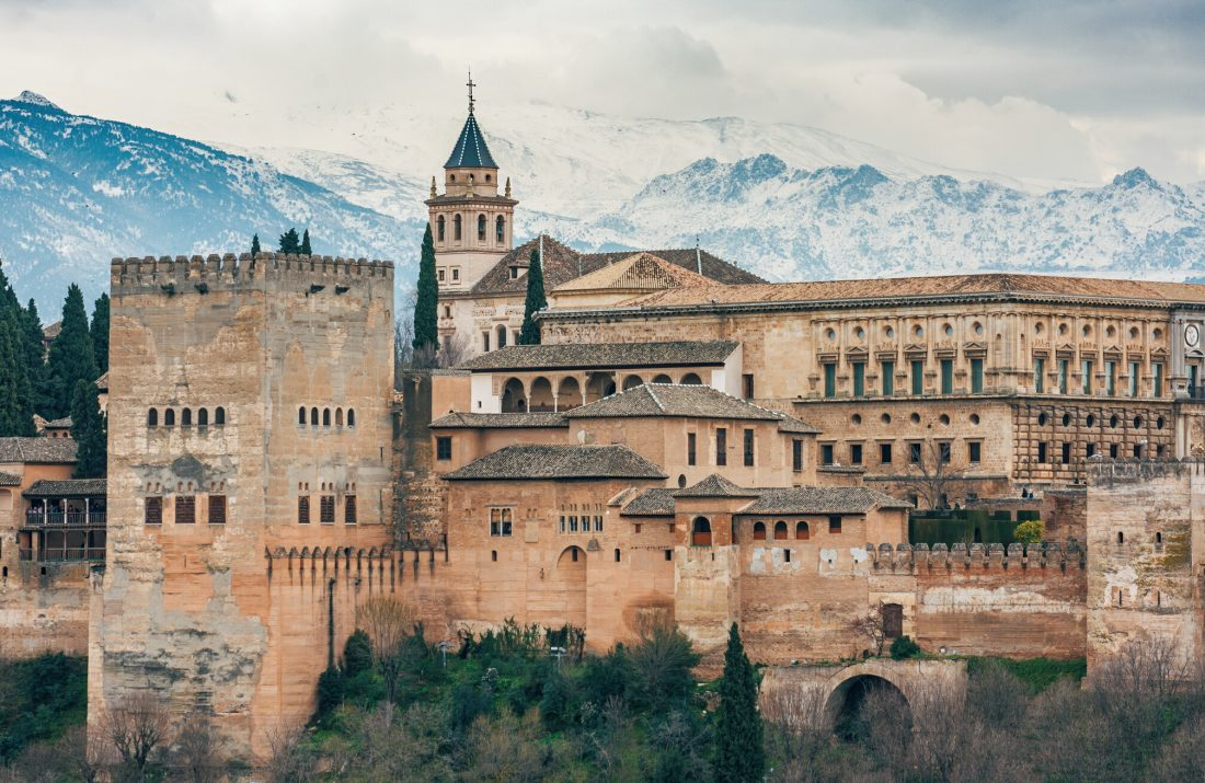 Things to Do in Granada Spain - Exploring Andalusia - Just a