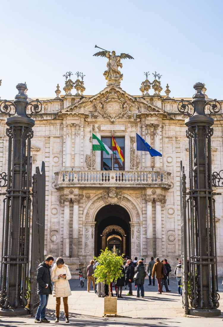 University of Seville, things to do in Seville Spain