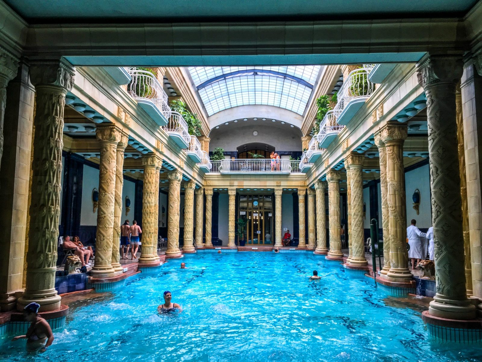 Budapest 101 - The Best Thermal Baths in Budapest - Just a Pack