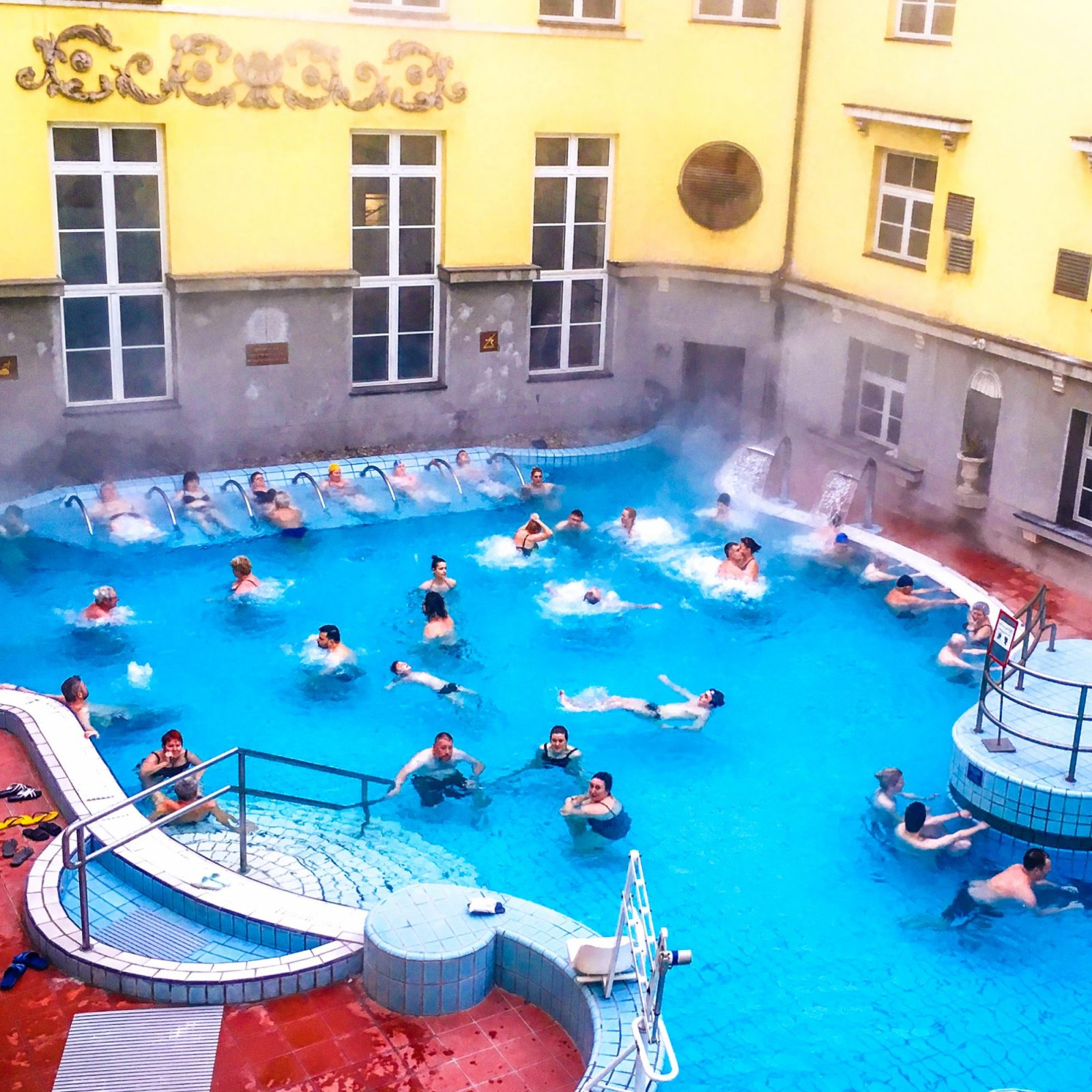 Lukács Thermal Baths