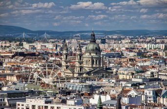 day trips from vienna - budapest