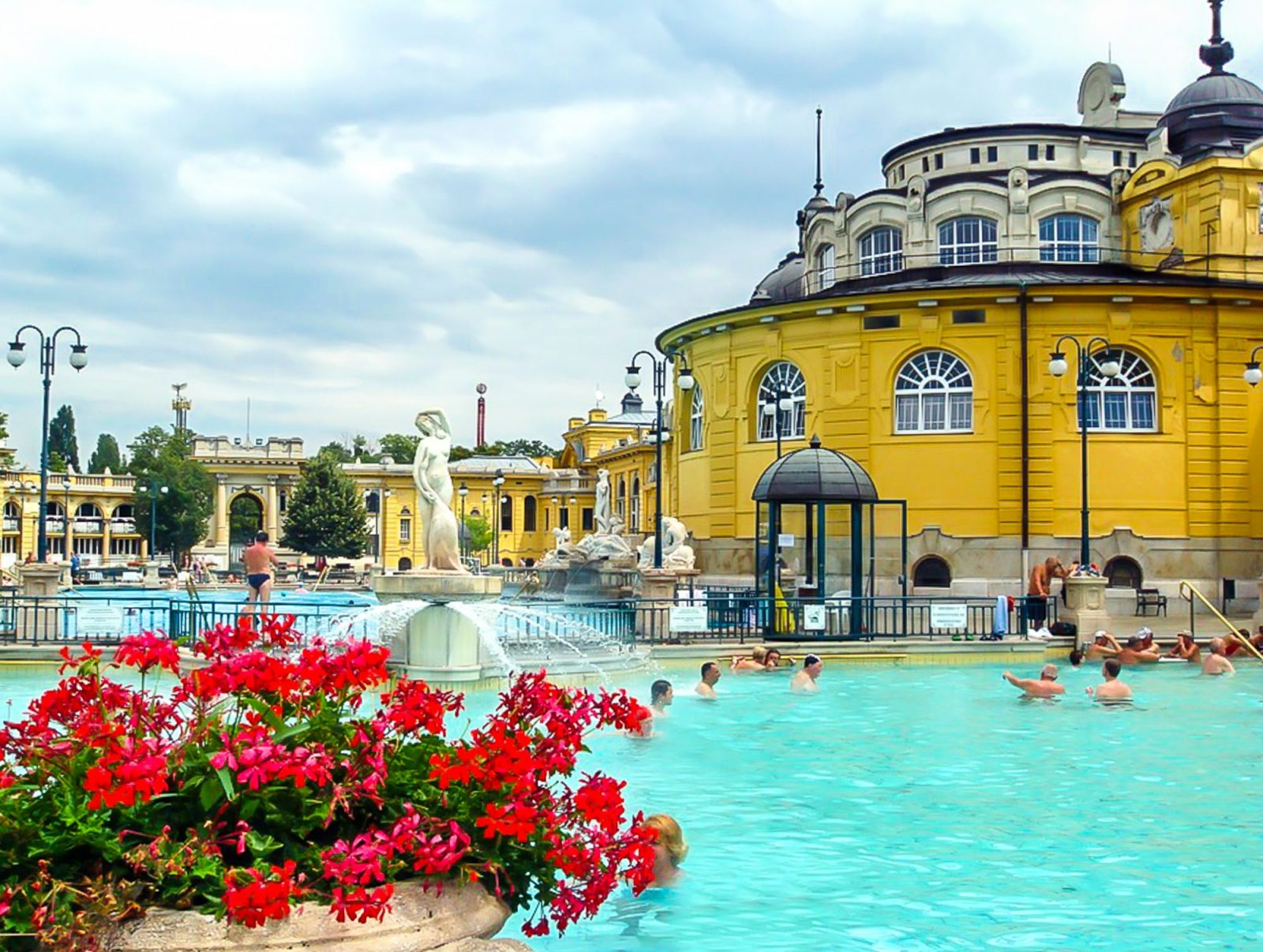 Best Thermal Baths in Budapest