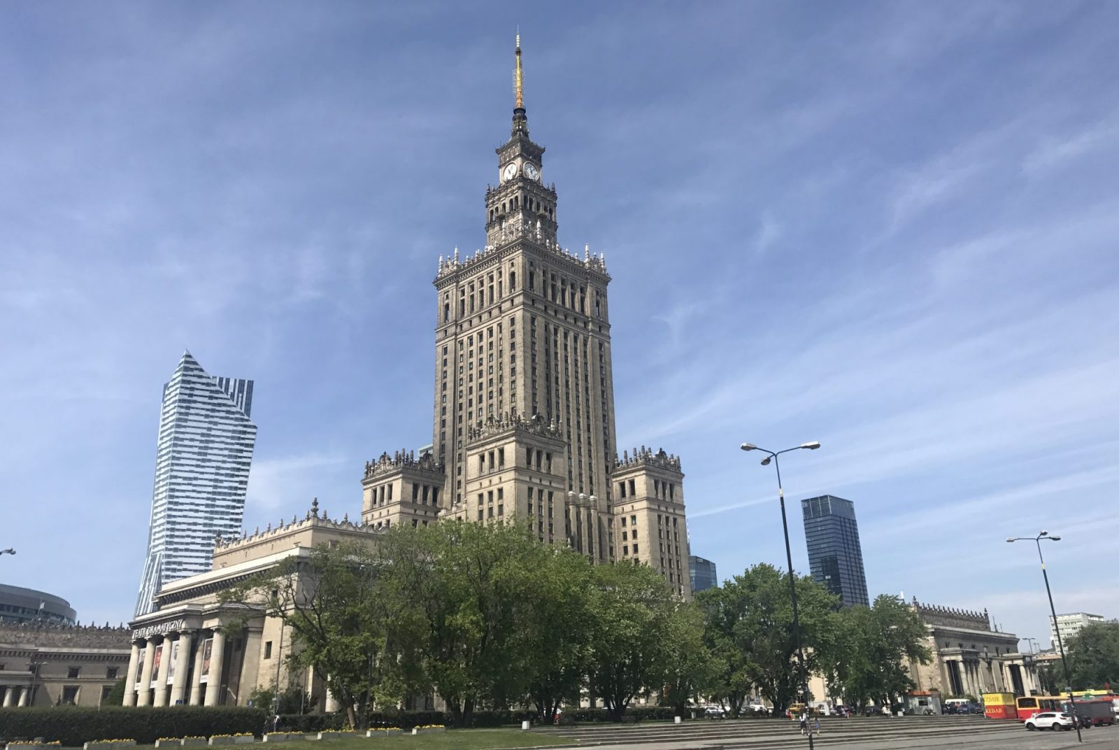 warsaws tallest building