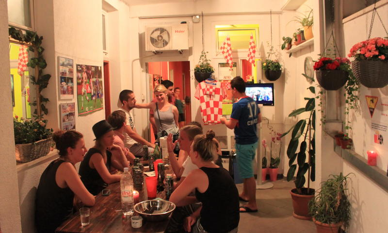 best hostels in Dubrovnik, Dubrovnik Backpackers Club