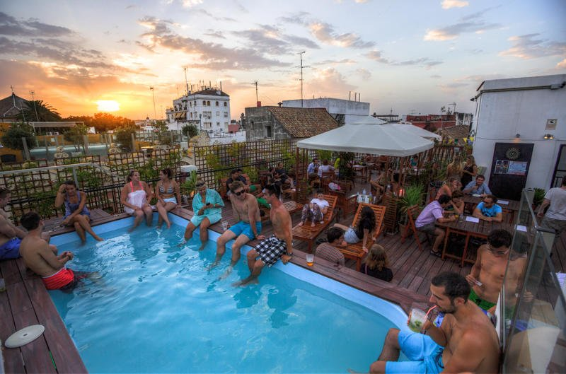 Oasis Backpackers Palace Hostel Seville