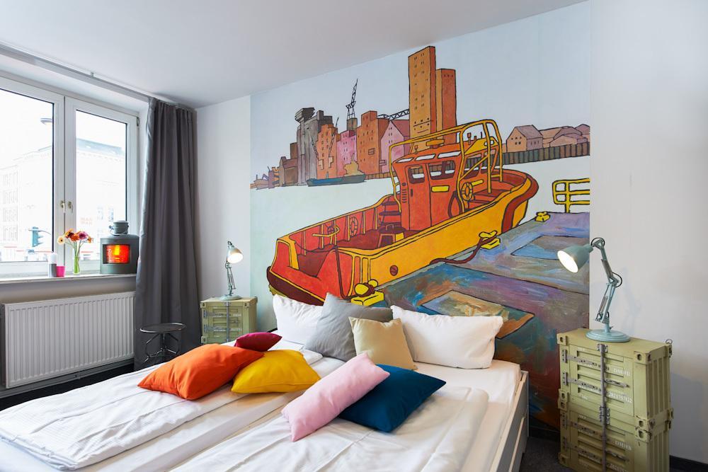 PJs Pyjama Park Hostel Hamburg