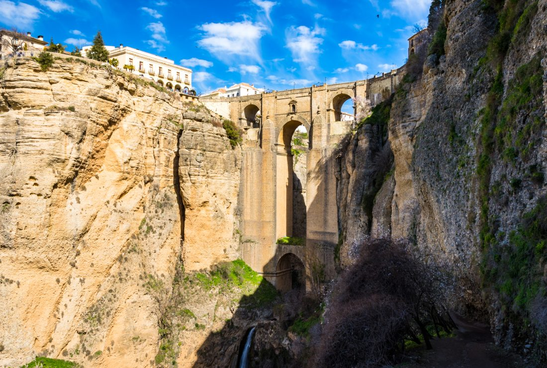 best day trips from Seville - Ronda
