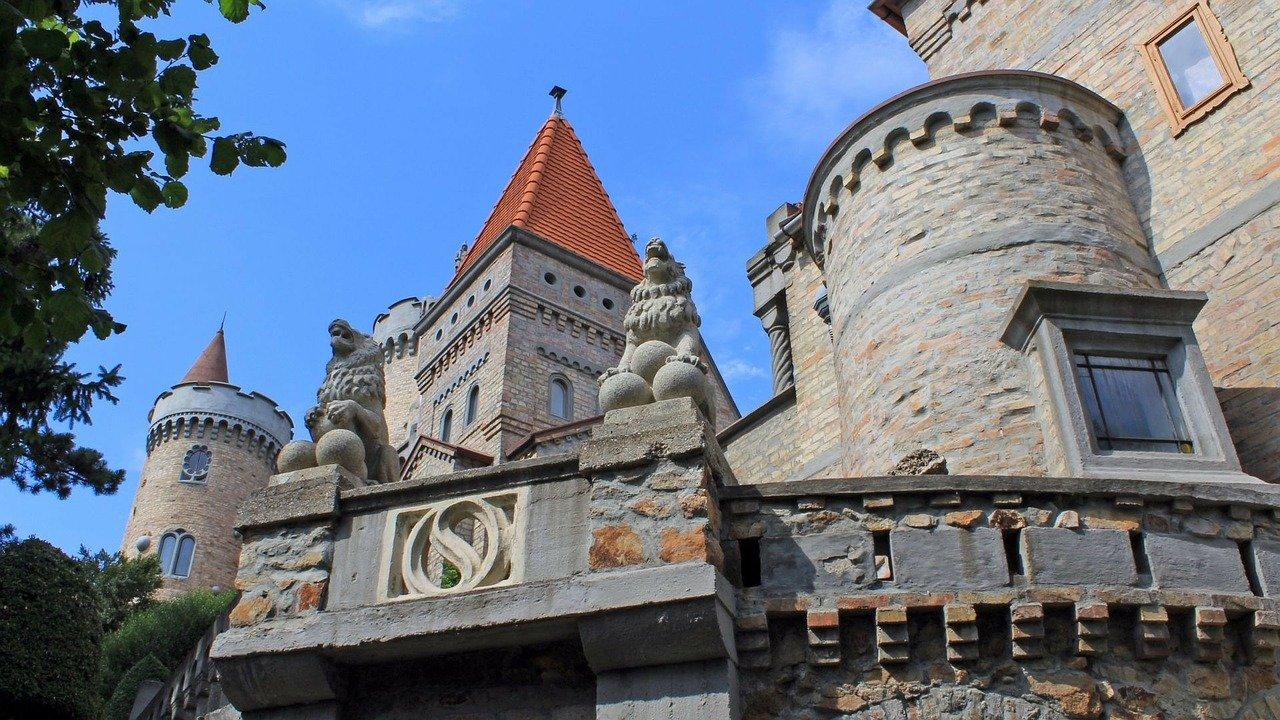 Szekesfehervar Castle Hungary