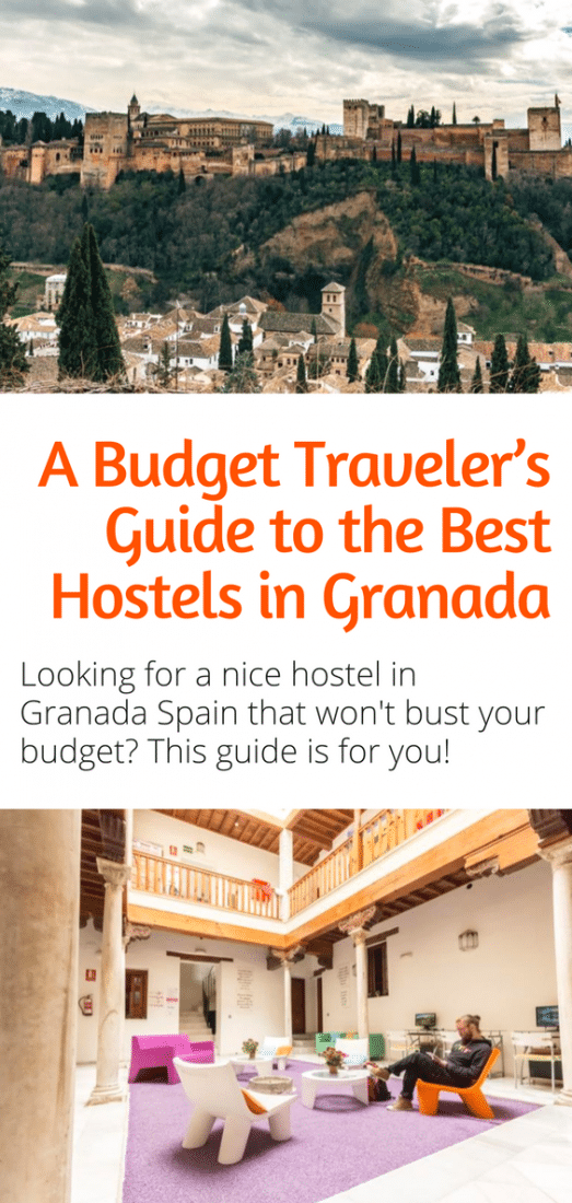 Best Hostels in Granada - Are you searching for the best hostels in Granada Spain? You've come to the right place! Click here to save money on your hostel booking today!