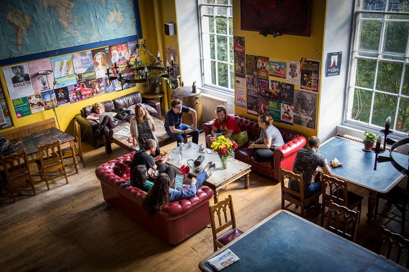 Best Hostels in Edinburgh