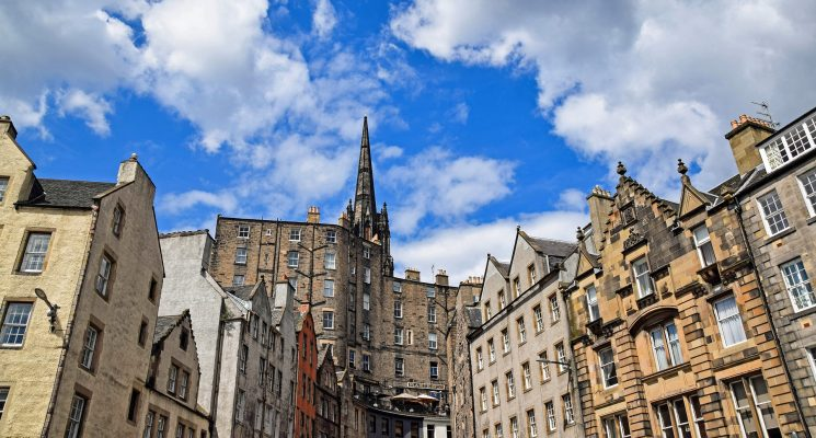 Edinburgh Scotland Hostels