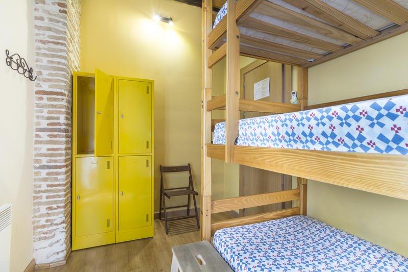 El Granado Hostel Granada Spain
