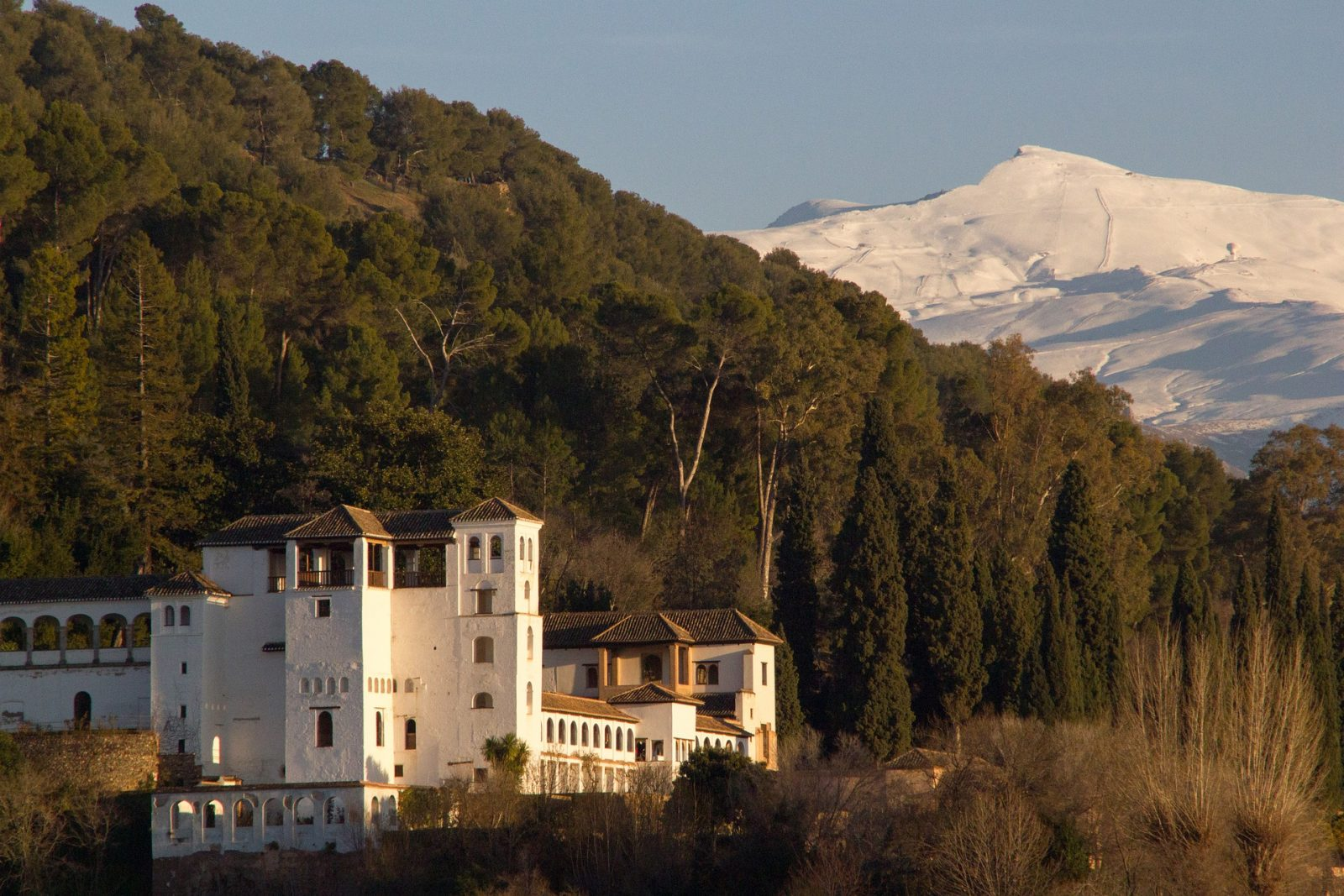 Sierra Nevada near Granada
