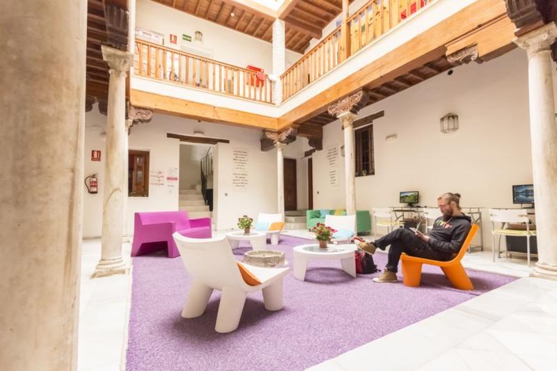 White Nest Hostel Granada Spain
