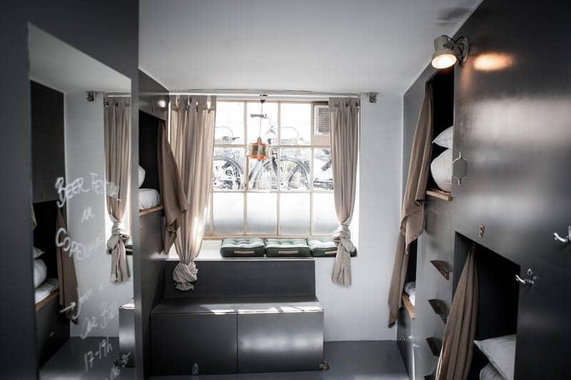 best hostels in Copenhagen