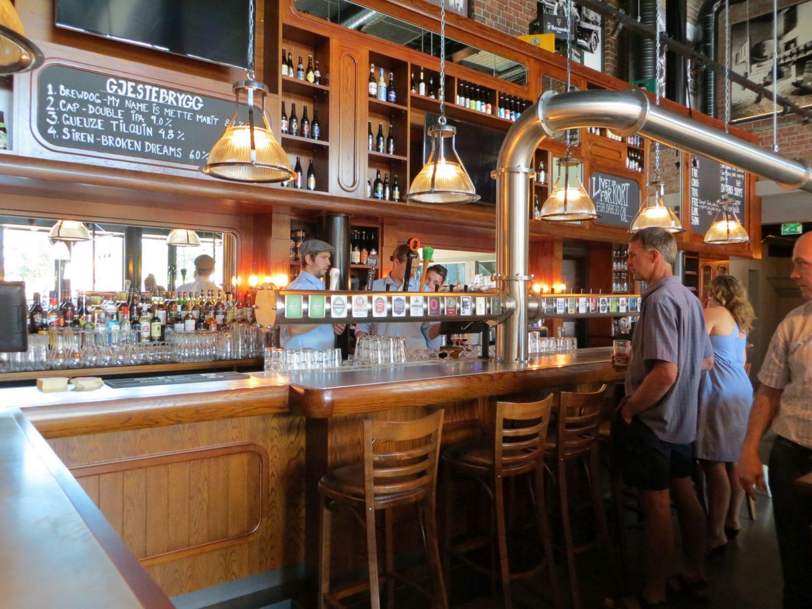 Craft Beer Brewery in Norway