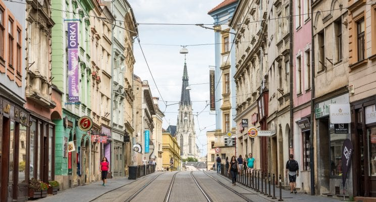 things to do in olomouc - explore Olomouc old town
