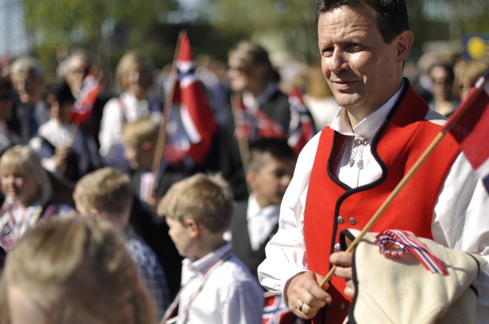 Reasons to Visit Norway - Constitution Day Festival