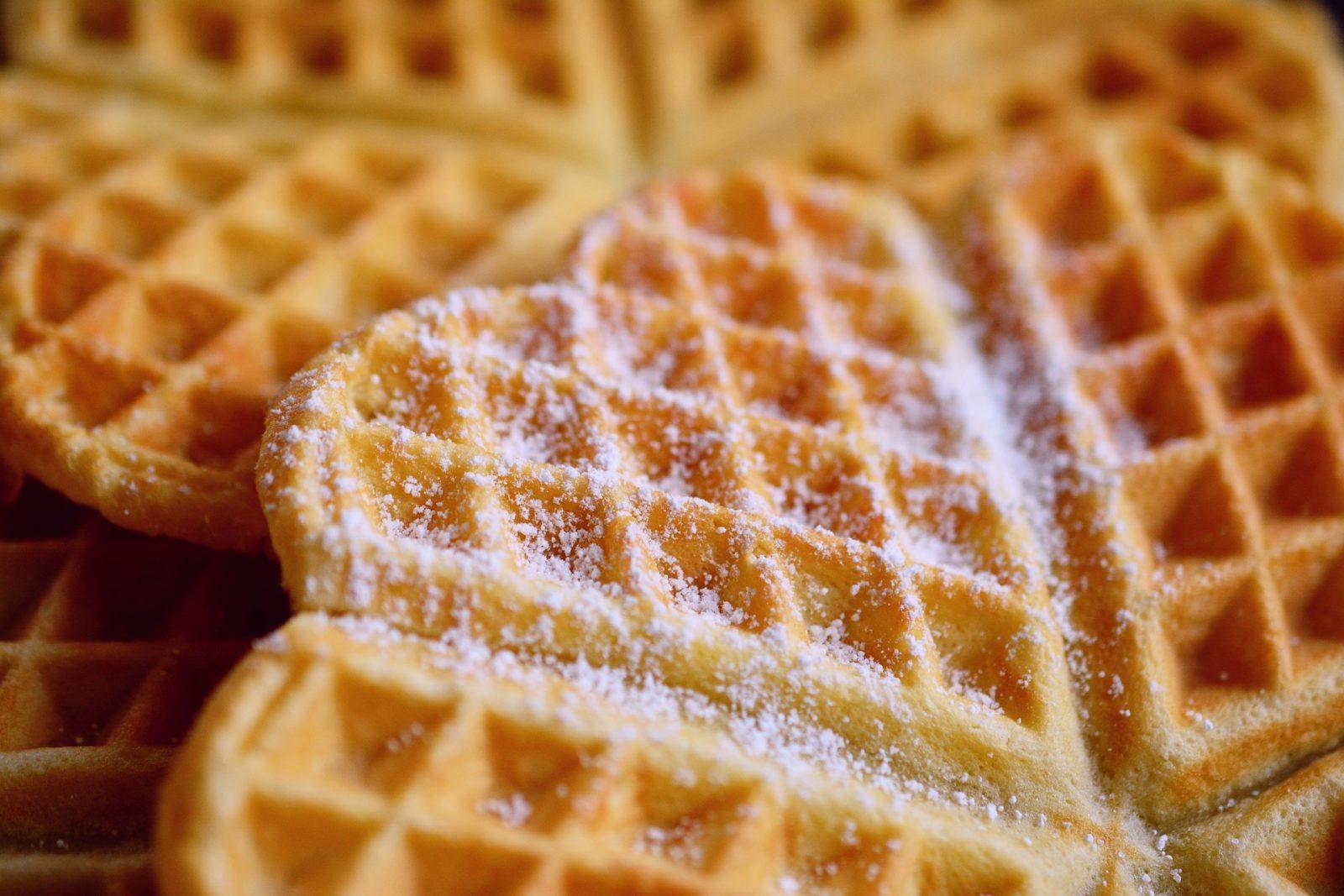 Norwegian Traditional Waffles