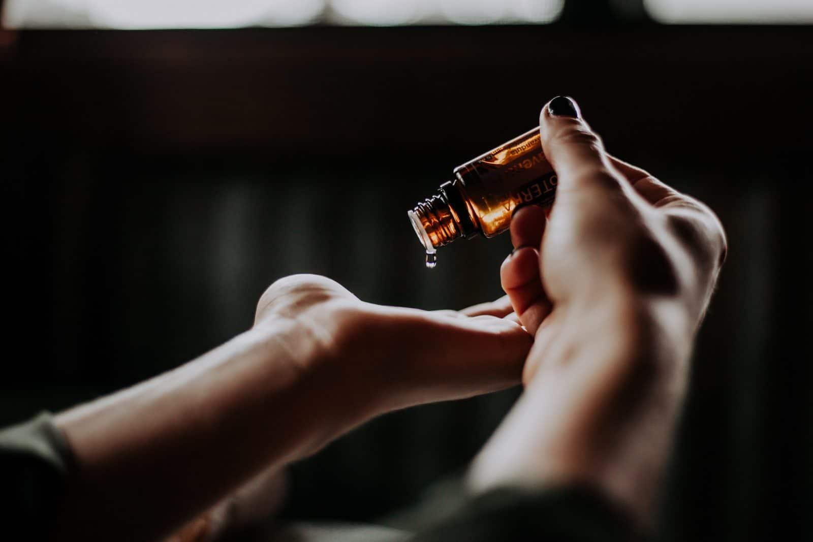 Natural Oils for Travel