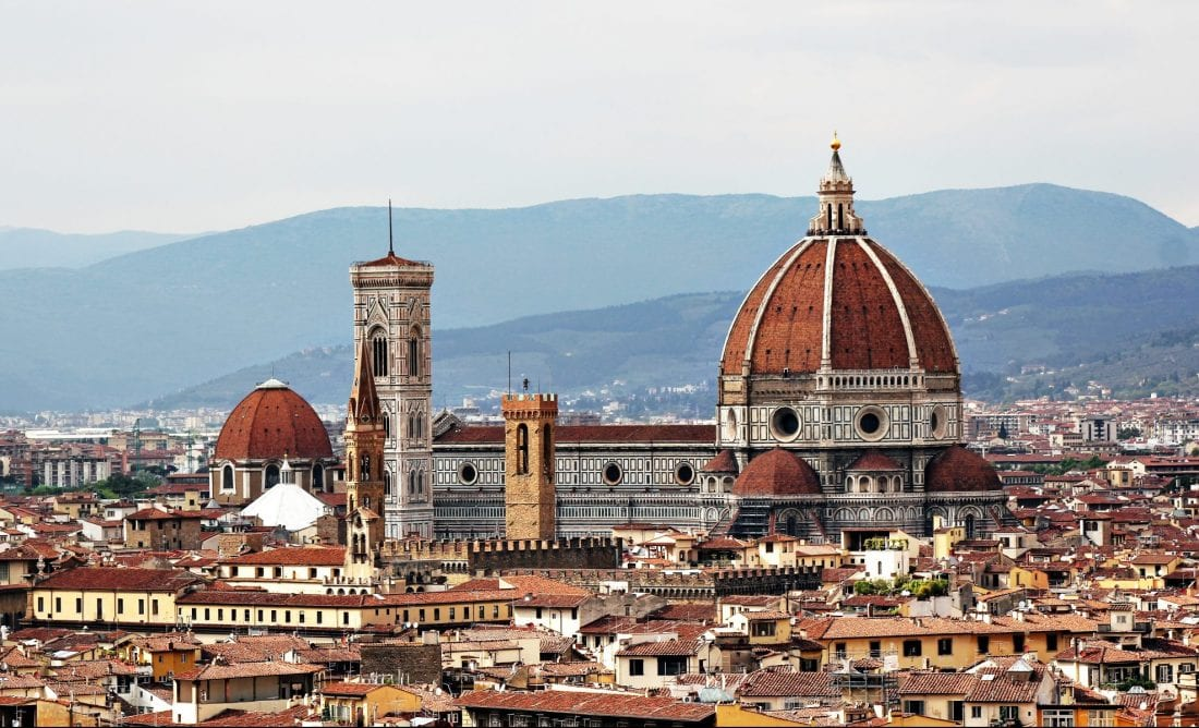 best hostels in Florence Italy