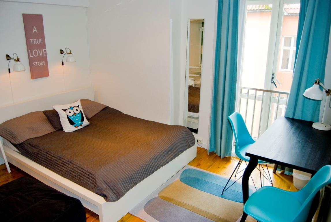 hostel in bergen norway