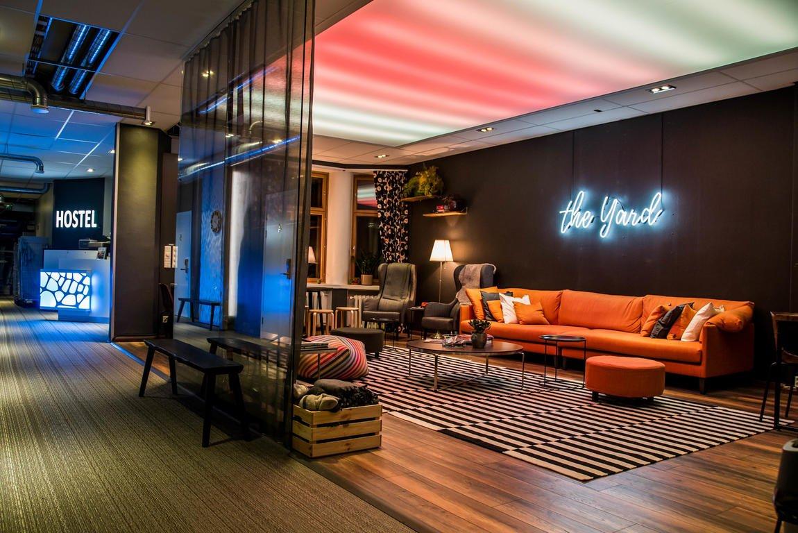Best Central Hostel in Helsinki - The Yard Hostel Helsinki
