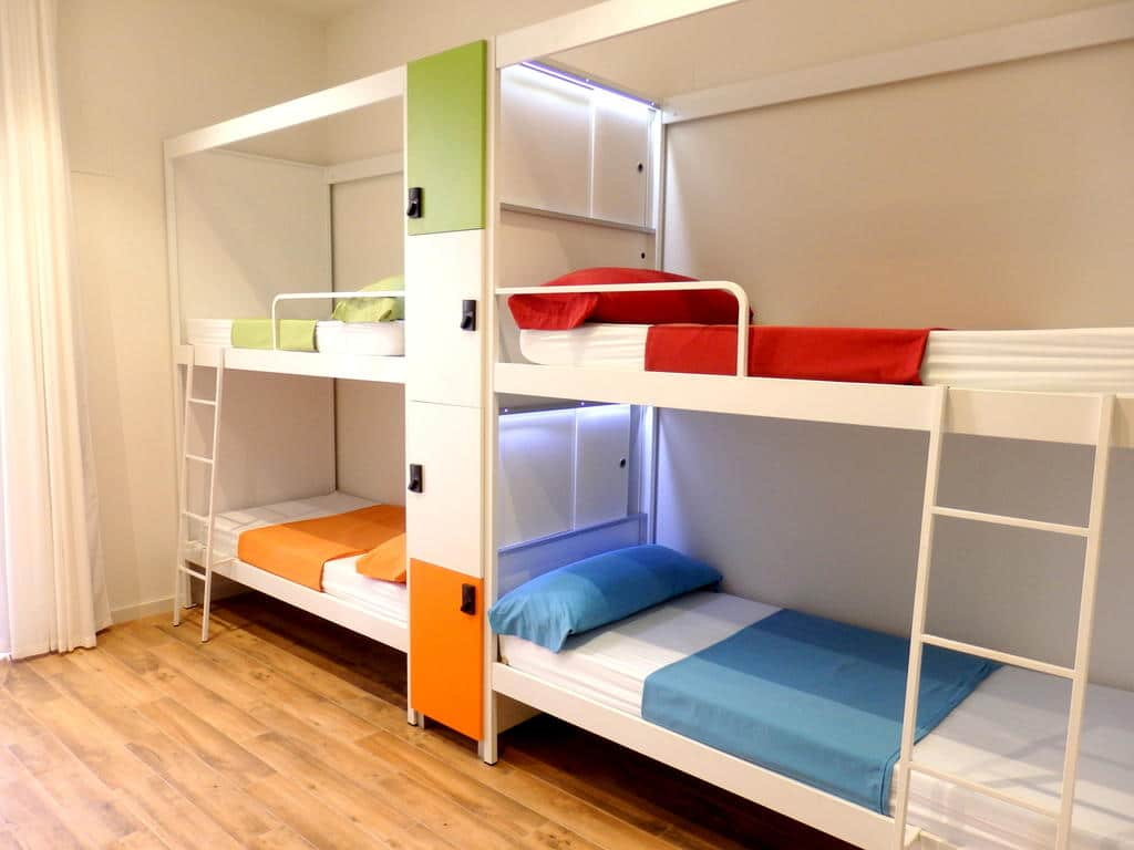 Urban Youth Hostel in Valencia Spain