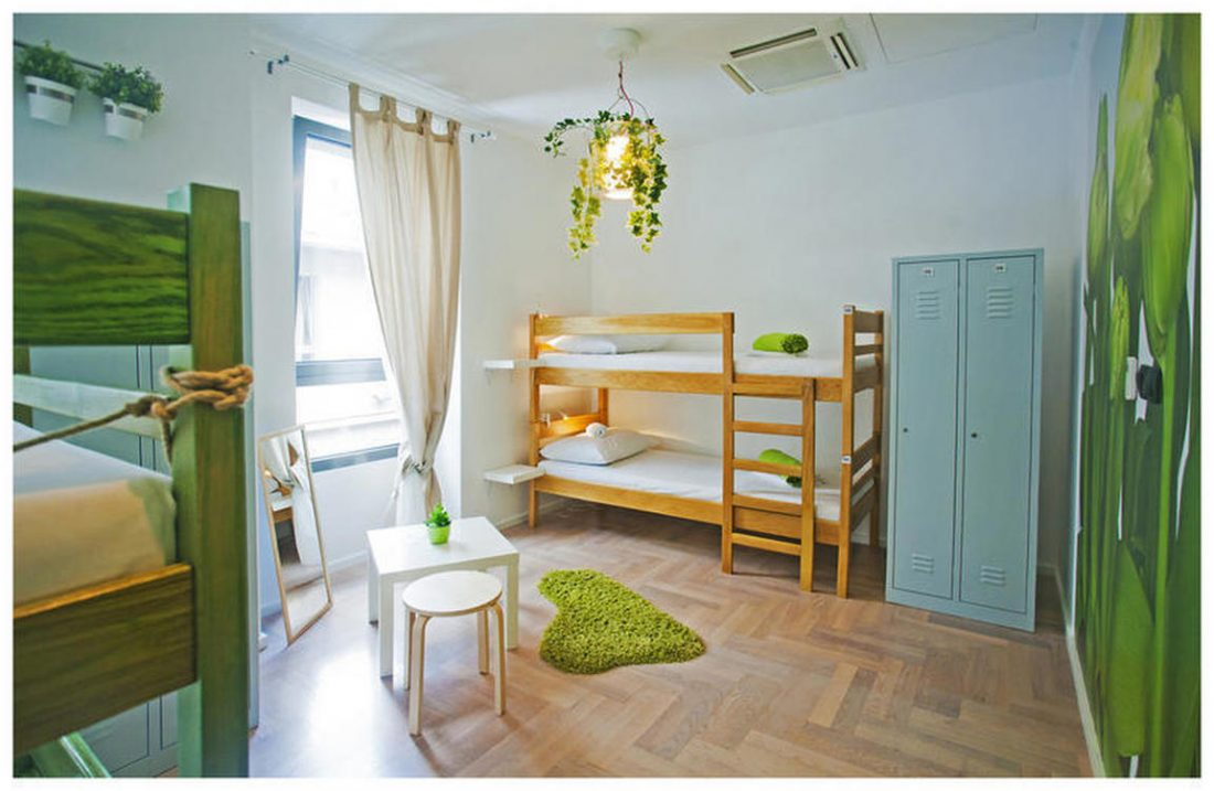 the best hostels in zagreb croatia