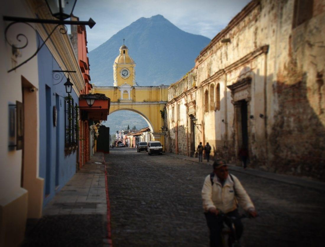 Guatemala travel - Antigua on a budget
