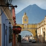 Guatemala travel - Antigua on a budget