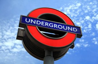 how to ride the London underground